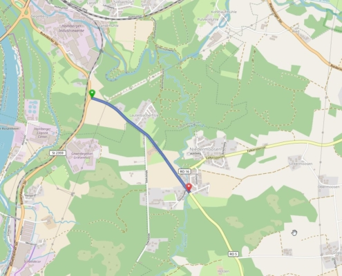 Lueckenschluss Niedermoosen OpenStreetMap