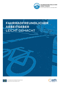 Handbuch Fahrradfreundlicher Arbeitgeber